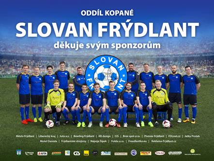 Fussballverein Slovan Frydlant